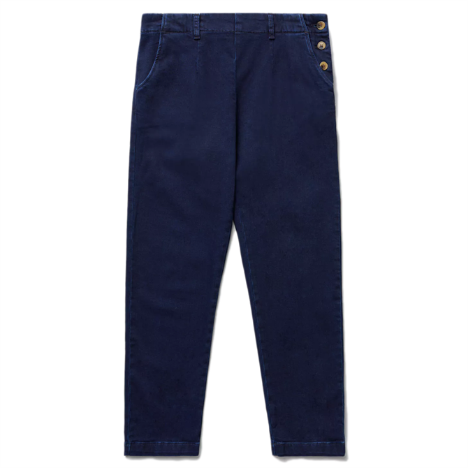 Seasalt Waterdance Dark Indigo Jeans