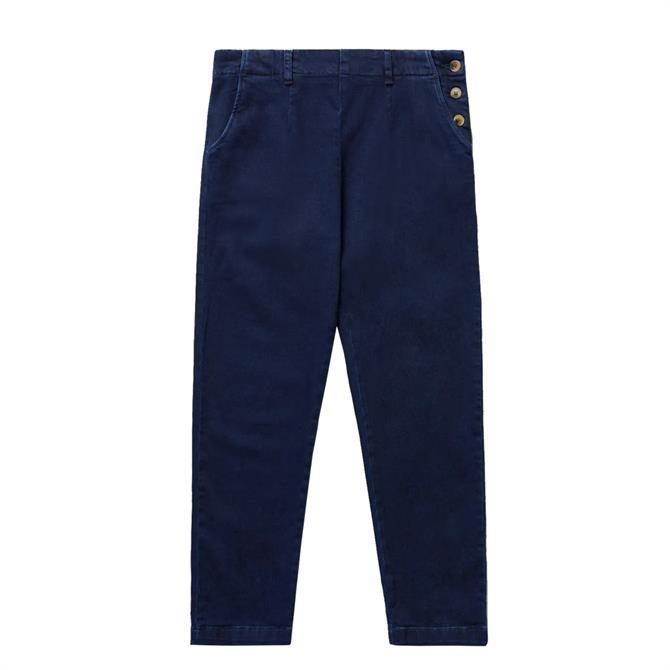 Seasalt Waterdance Dark Indigo Trousers