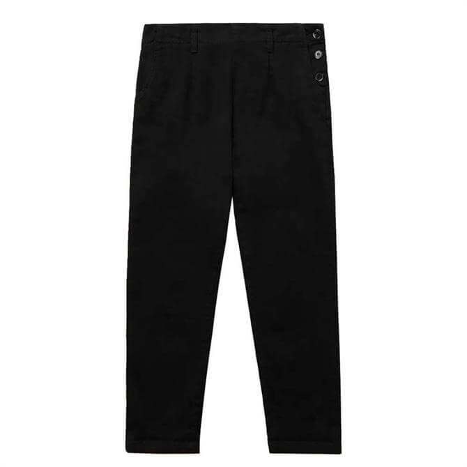 Seasalt Waterdance Black Trousers