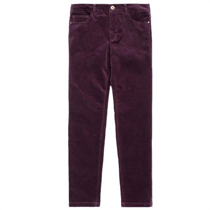 Seasalt Lamledra Needlecord Slim Trousers