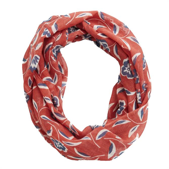Seasalt Pretty Circle Patterned Scarf