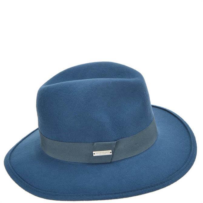 Seeberger Felt Fedora Hat