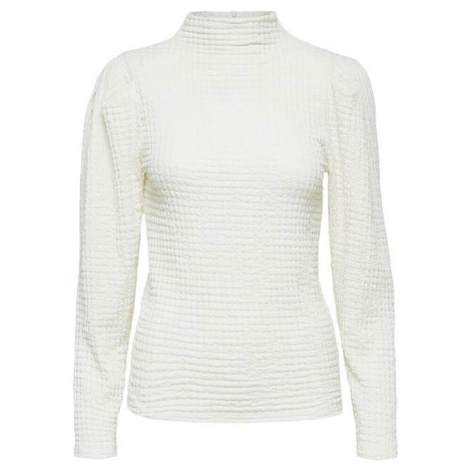 Selected Femme Rhea Textured Top