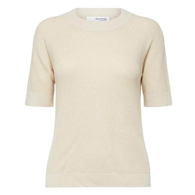 Selected Femme Elina Knitted Top