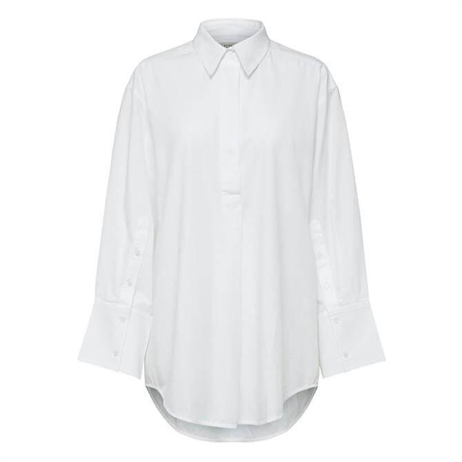 Selected Femme Mirabella Volume Sleeved Shirt