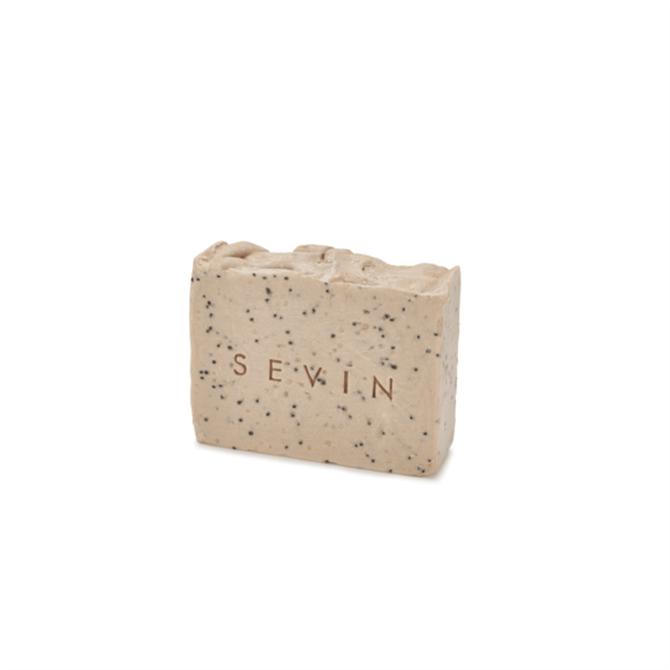 Sevin London Coral Clay Soap Scrub 120g