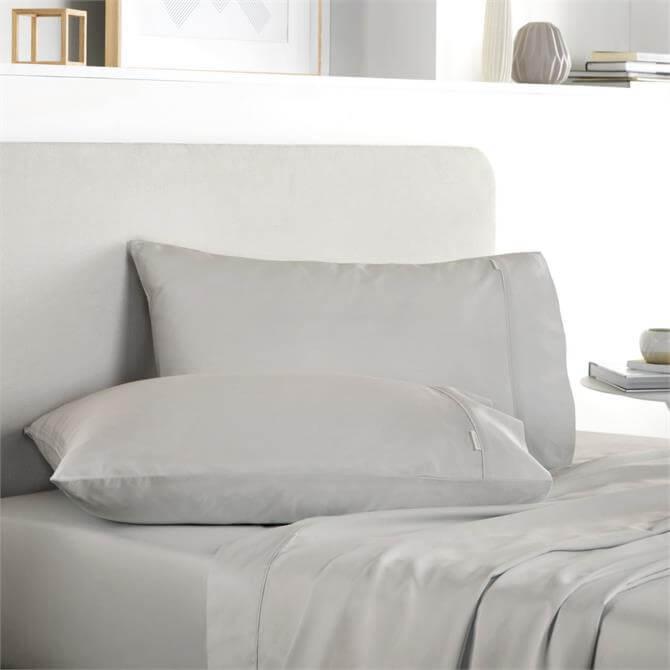 Sheridan Tencel� Dove Pair of Standard Pillowcases