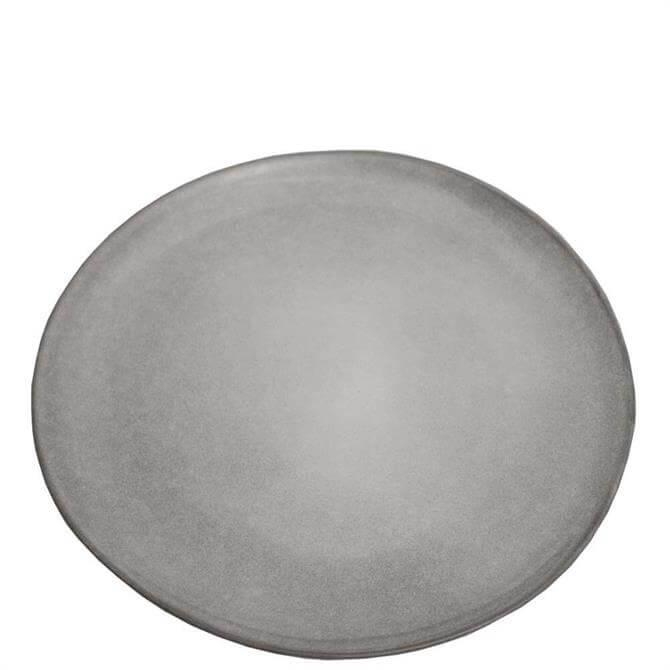Simply Home Algarve Grey Dinner Plate