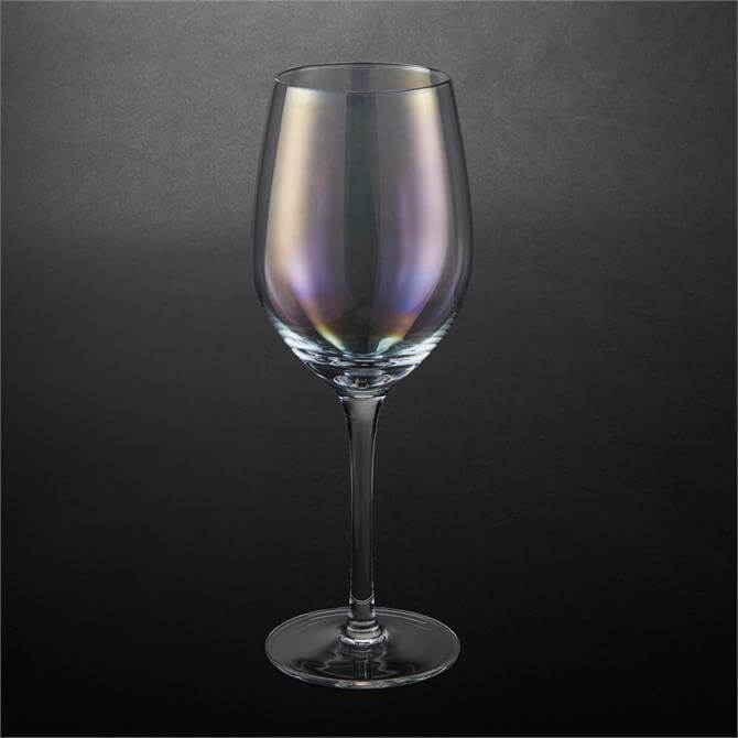 Simply Home Lustre Set of 4 Wine Glasses