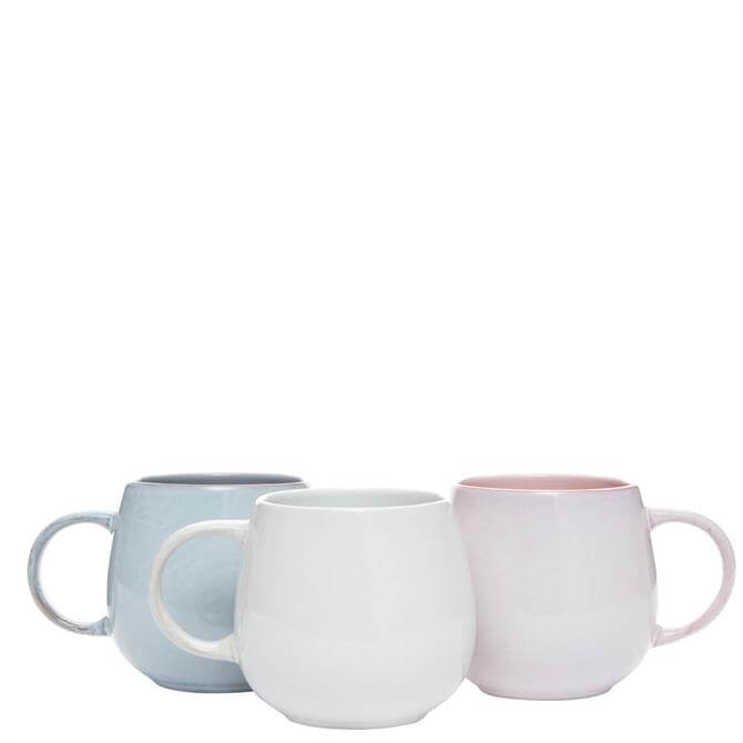 Simply Home Assorted Pastel Mug