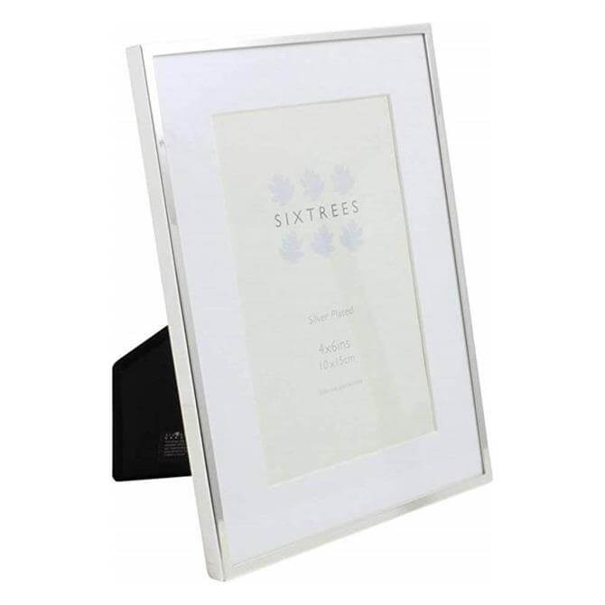Sixtrees Park Lane Frame Silver Plated
