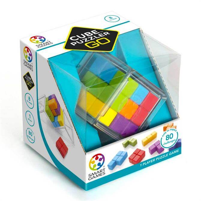 Smart Games Cube Puzzler GO Game