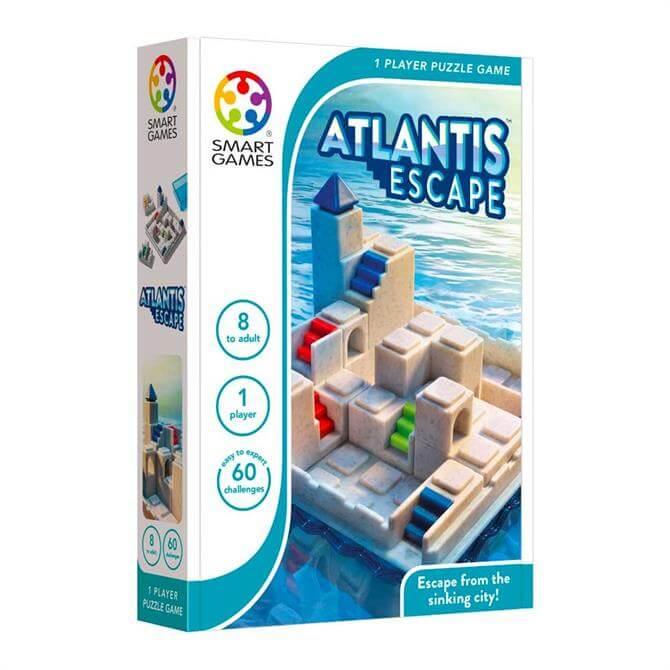 Smart Games Atlantis Escape Game