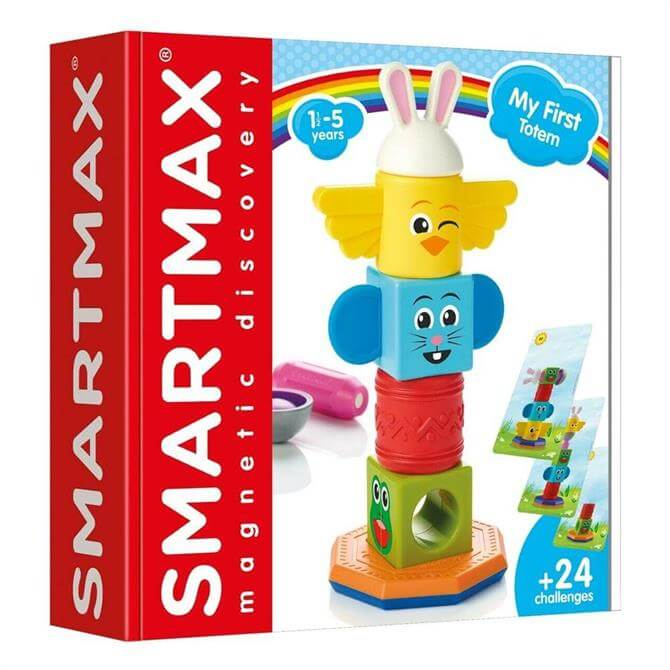 SmartMax My First Totem Magnetic Set