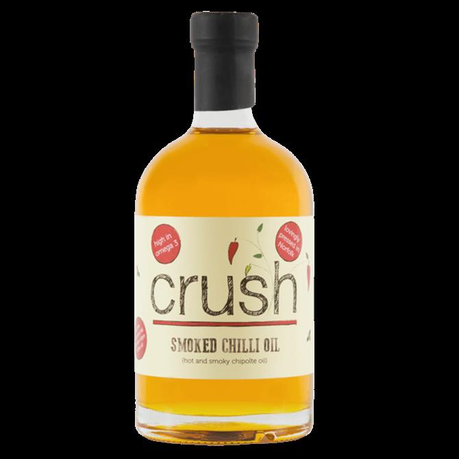 Crush Smoked Chilli Oil 500ml