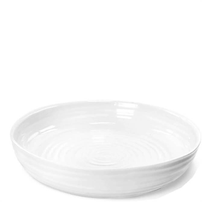Sophie Conran for Portmeirion White Round Roasting Dish 28cm