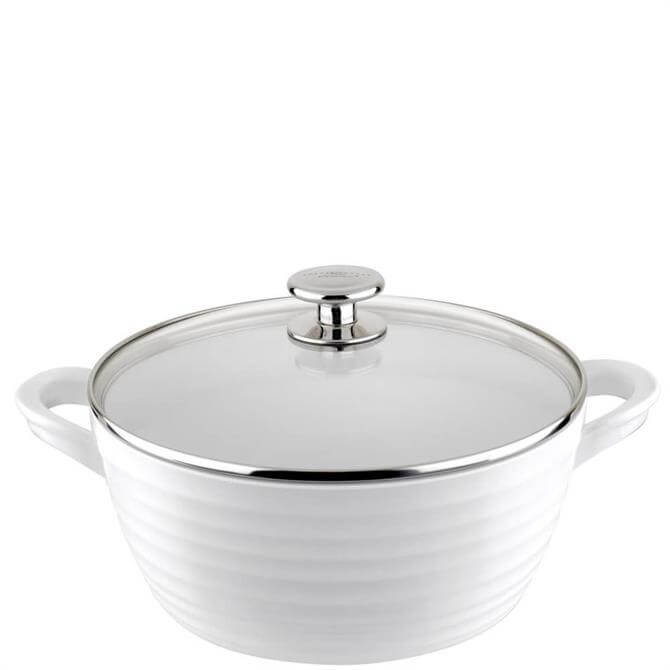 Sophie Conran for Portmeirion Large White Casserole