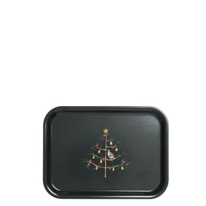 Sophie Allport Partridge in a Pear Tree Small Serving Tray