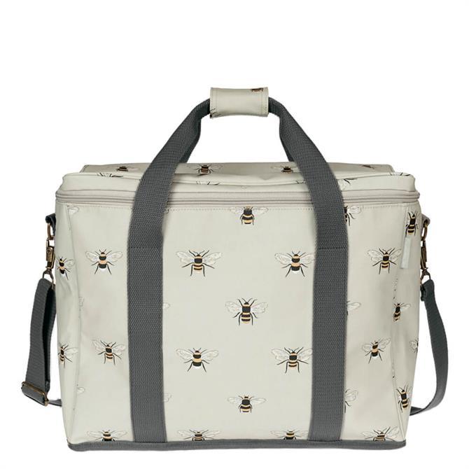 Sophie Allport Bees Olicloth Picnic Bag
