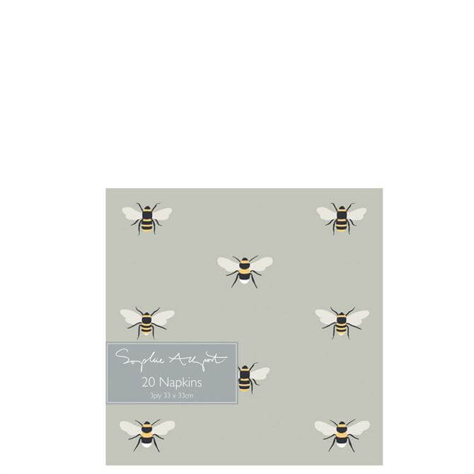 Sophie Allport Bees Paper Napkins