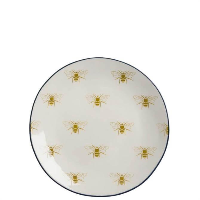 Sophie Allport Bees Stoneware Side Plate