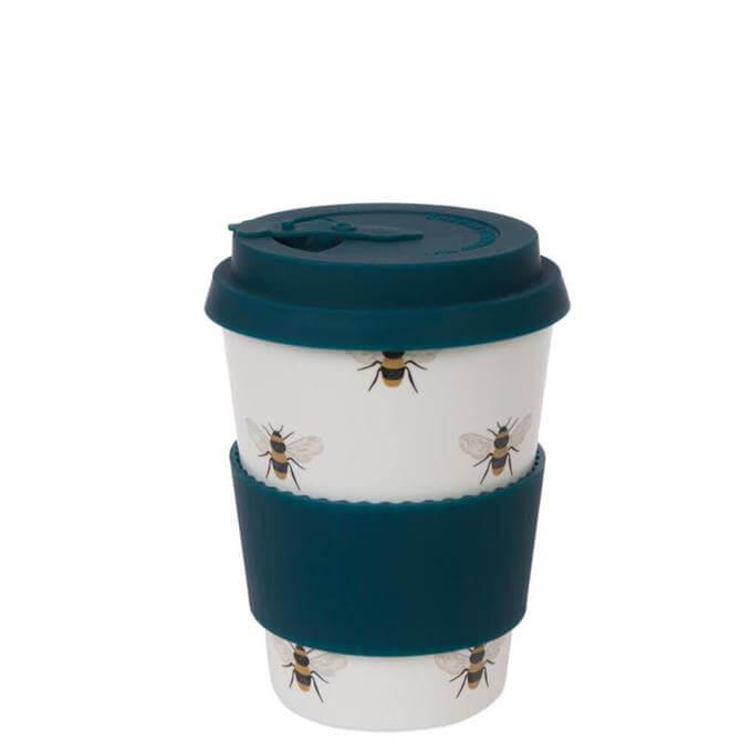 Sophie Allport Bees Bamboo Travel Mug