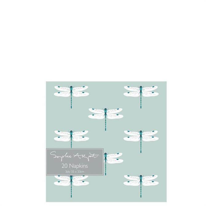 Sophie Allport Dragonfly Paper Napkins