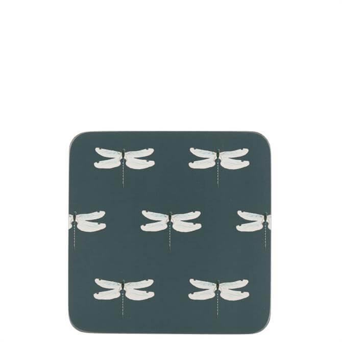 Sophie Allport Set of 4 Dragonfly Coasters