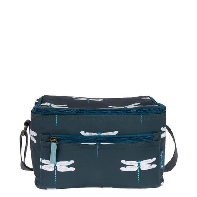 Sophie Allport Dragonfly Oilcloth Lunch Bag