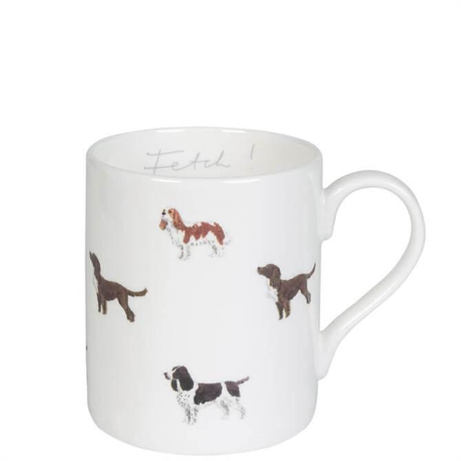 Sophie Allport Spaniels Mug