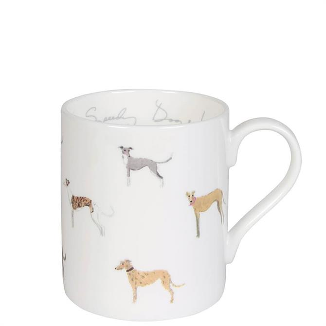 Sophie Allport Speedy Dogs Mug
