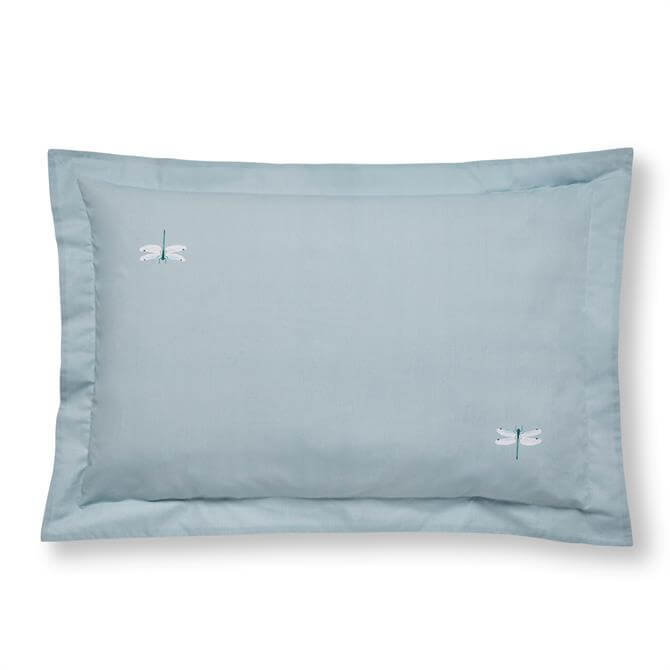 Sophie Allport Dragonfly Pair of Oxford Pillowcases
