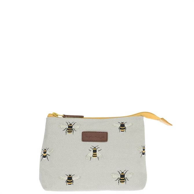 Sophie Allport Bees Canvas Makeup Bag