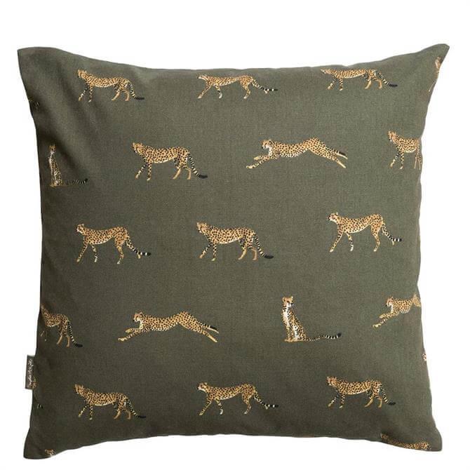Sophie Allport Cheetah Cushion
