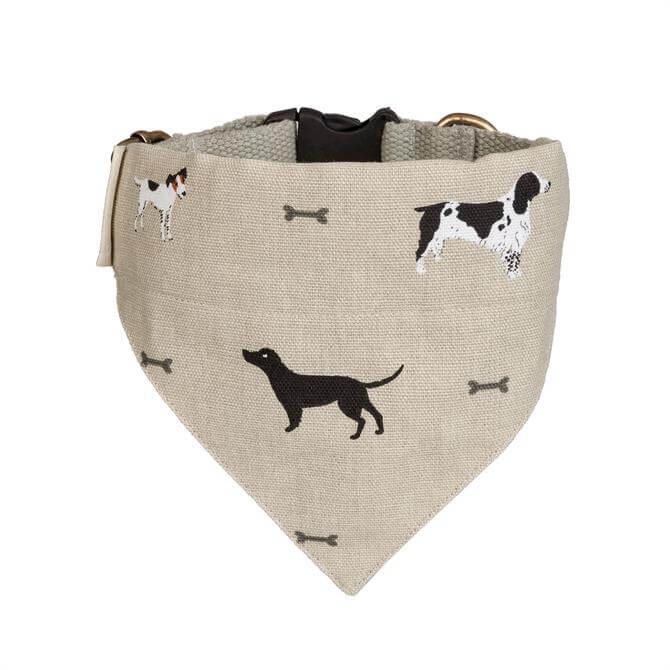 Sophie Allport Woof Dog Neckerchief