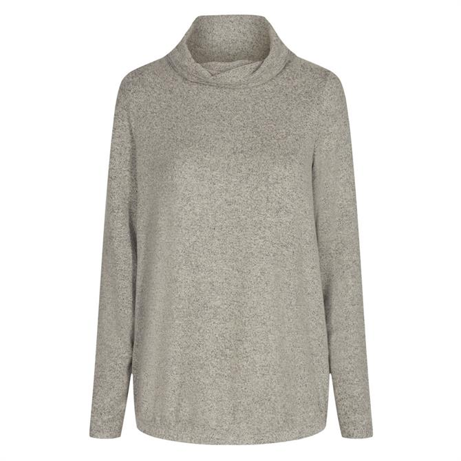 Soyaconcept Biara Roll Neck Top