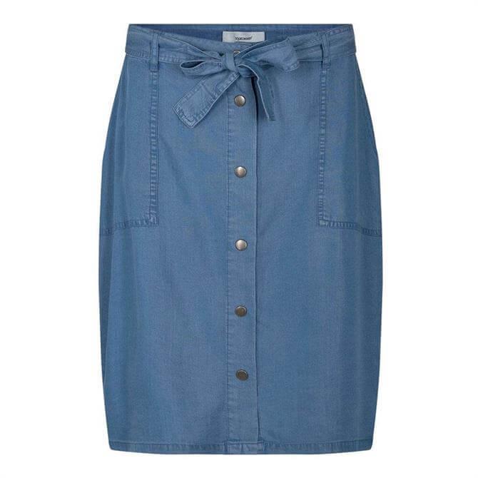 Soyaconcept Liv Denim Skirt