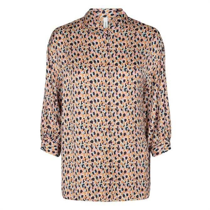 Soyaconcept Odiana Patterned Shirt