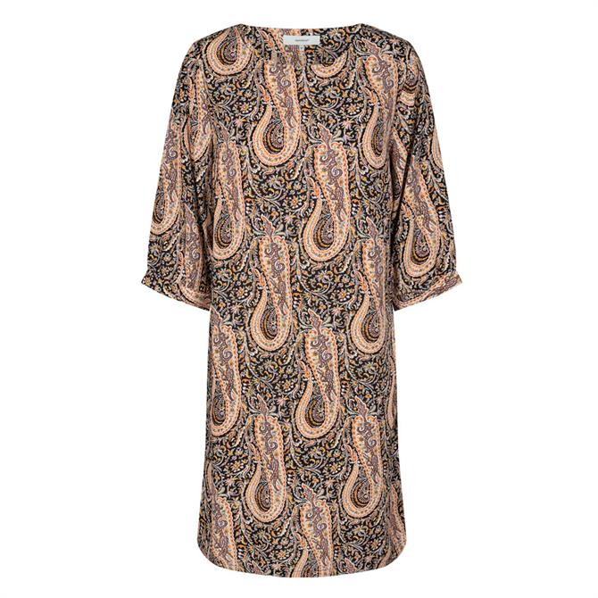 Soyaconcept Olga Paisley Print Tunic Dress