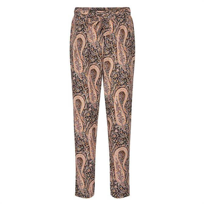 Soyaconcept Olga Paisley Print Trousers