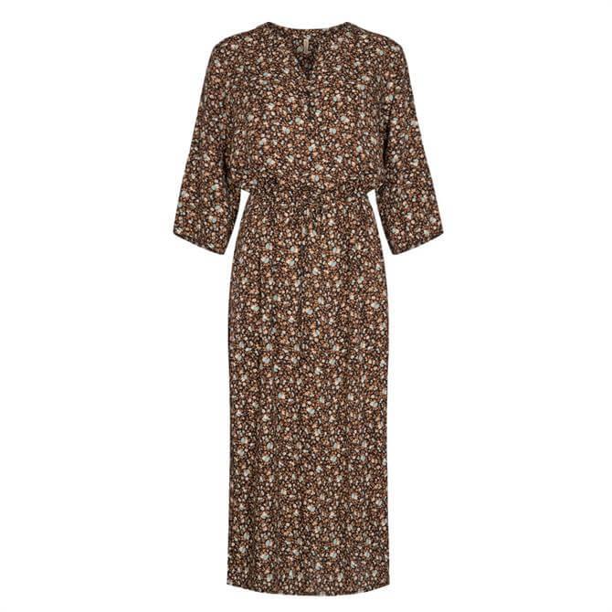 Soyaconcept Rada Floral Print Dress
