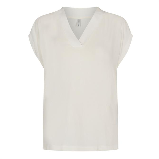 Soyaconcept Sanela Short Sleeved Blouse