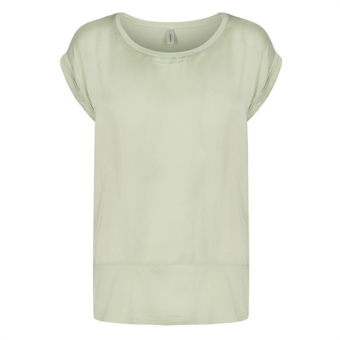 Soyaconcept Thilde Satin T-Shirt