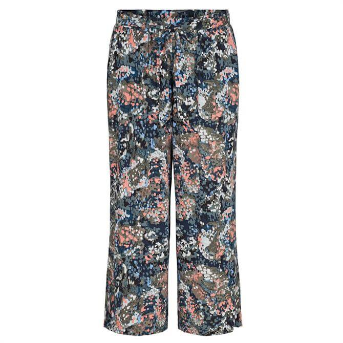 Soyaconcept Ilma Abstract Print Casual Trouser