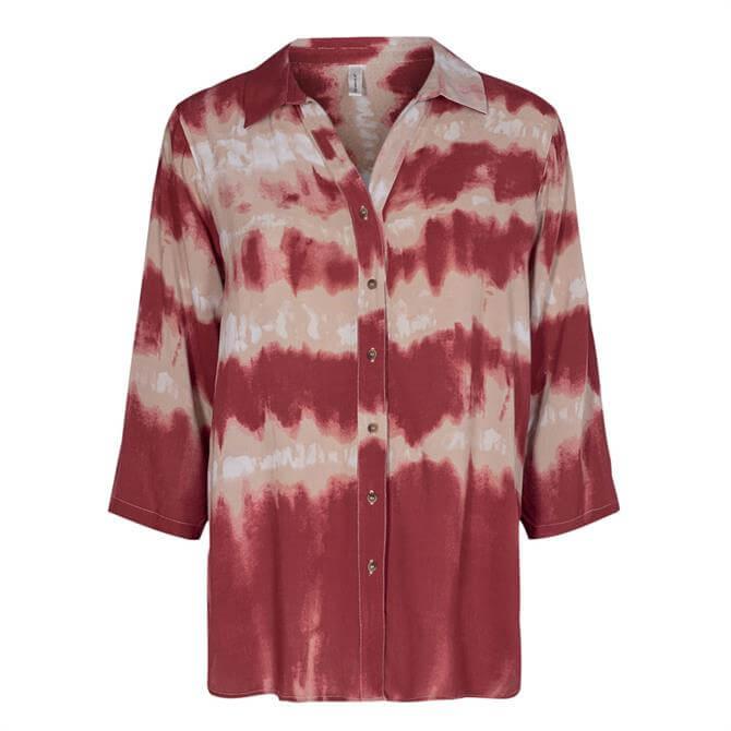 Soyaconcept Ibia Batik Print Shirt