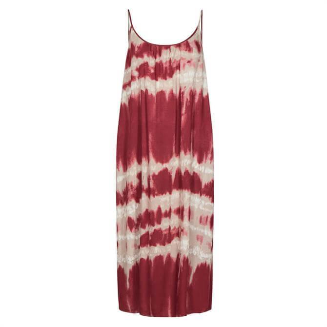 Soyaconcept Ibia Tie Dye Sleeveless Maxi Dress