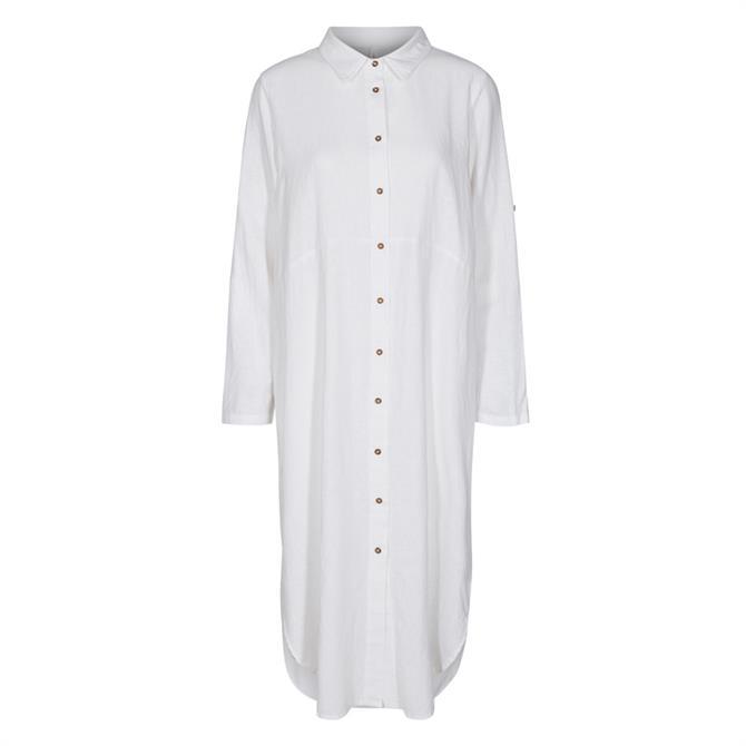 Soyaconcept Ina Long Shirt Dress