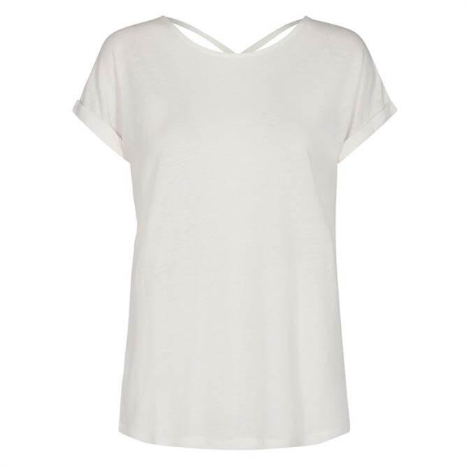 Soyaconcept Isabel Cross Back T-Shirt
