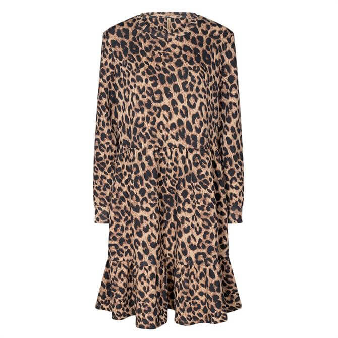 Soyaconcept Banu Leopard Print Dress