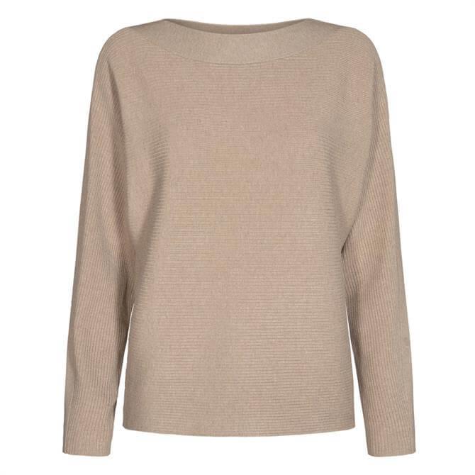 Soyaconcept Dollie Rib Knit Pullover